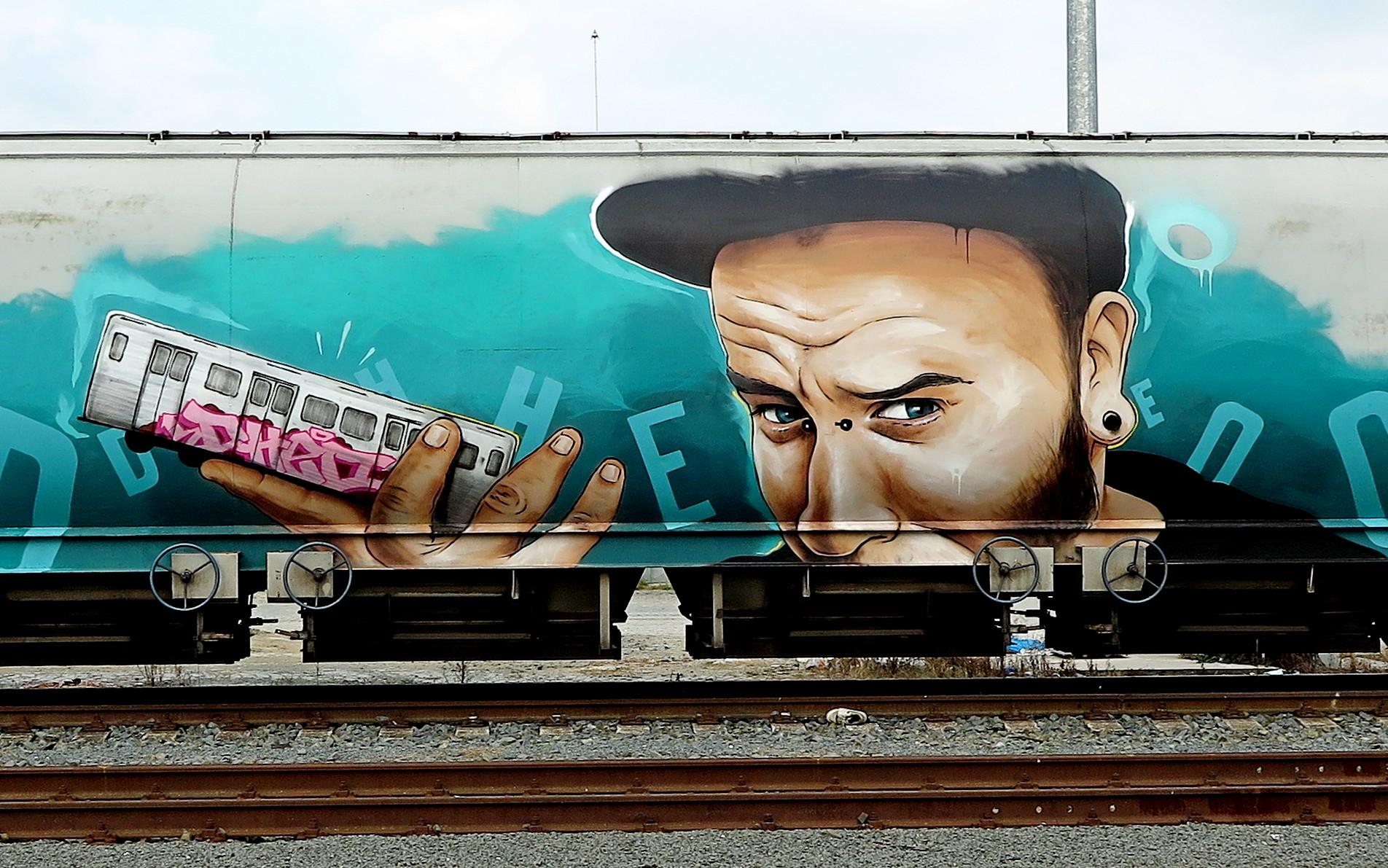 Graffiti Art – léto 2021